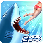 Hungry Shark Evolution v7.4.0 Mod Apk