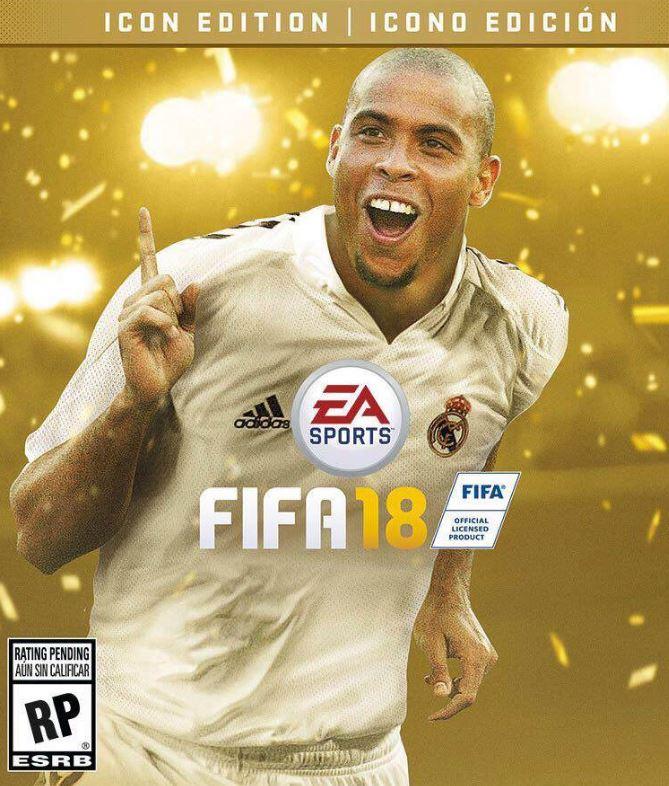 FIFA 18 ICON Edition v1.03 Repack