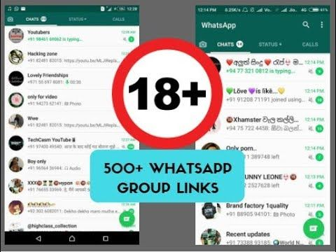 Whatsapp Group Links 2019
