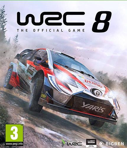WRC 8 FIA World Rally Championship Fitgirl Repack