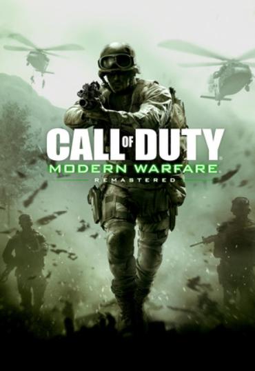 Call of Duty Modern Warfare Remastered Repack