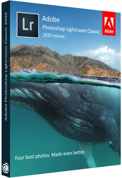 Adobe Lightroom Classic 2020