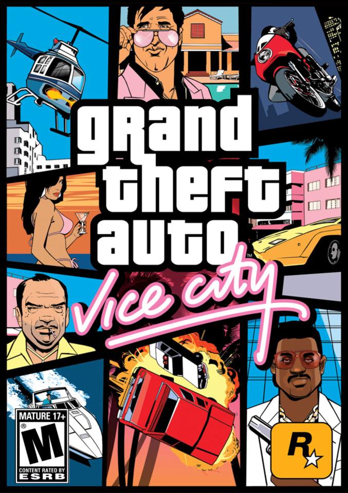 Grand Theft Auto Vice City PC Repack [ 1.1 GB ]