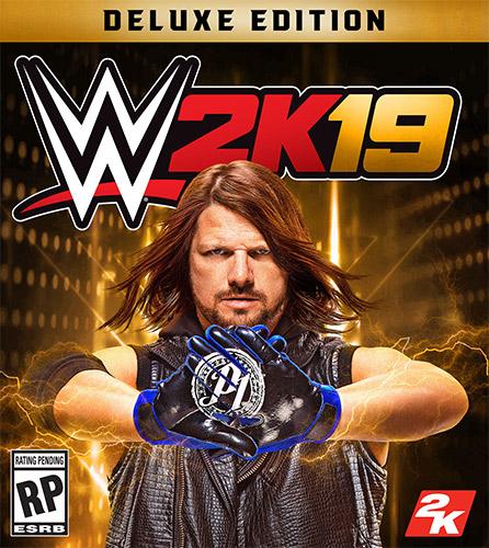 WWE 2K19 Digital Deluxe Edition Repack