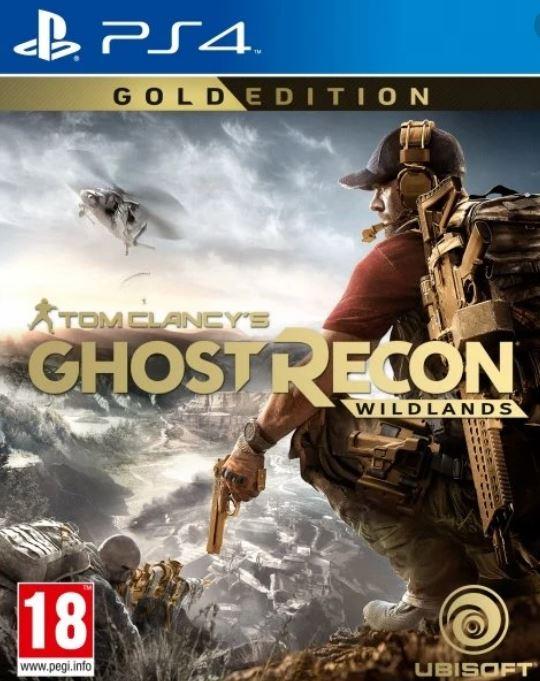 Tom Clancy's Ghost Recon® Wildlands Gold Edition PS4