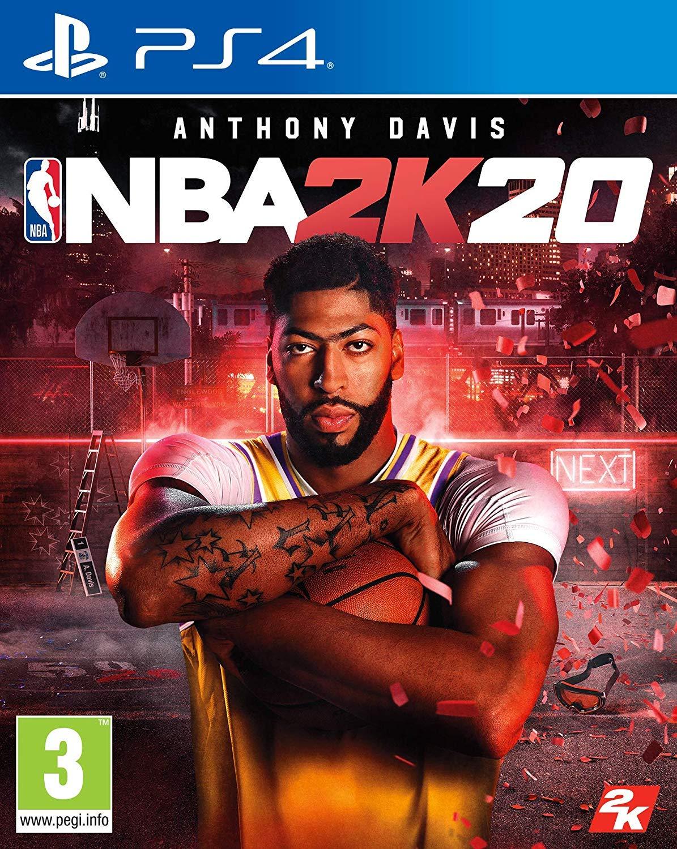 NBA 2K20 PS4 Download PKG Repack