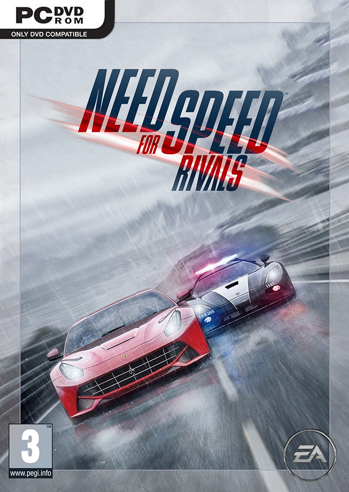 Need for Speed Rivals Black Box Repack [ 3.01 GB ]