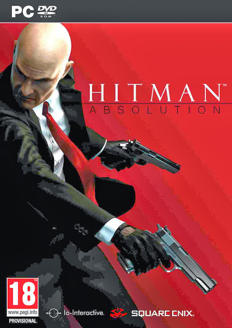 Hitman Absolution Professional Edition Black Box Repack