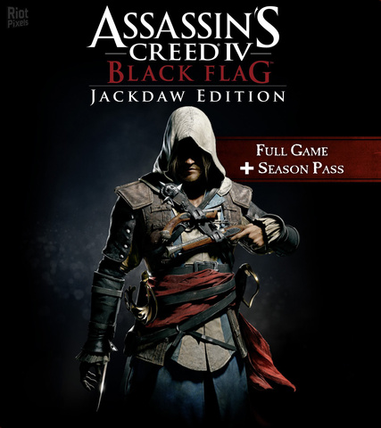 Assassin's Creed IV Black Flag Jackdaw Edition