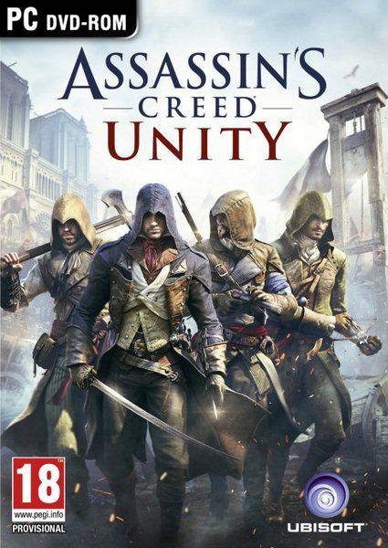 Assassin's Creed Unity v1.5.0