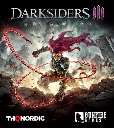Darksiders III Deluxe Edition v203415