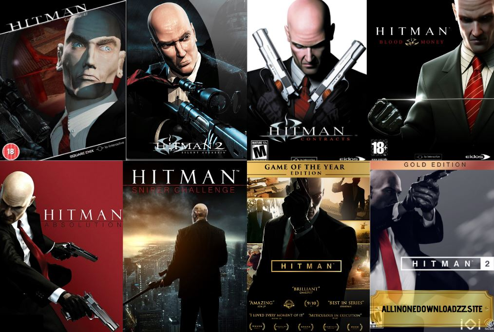 Hitman Anthology Repack