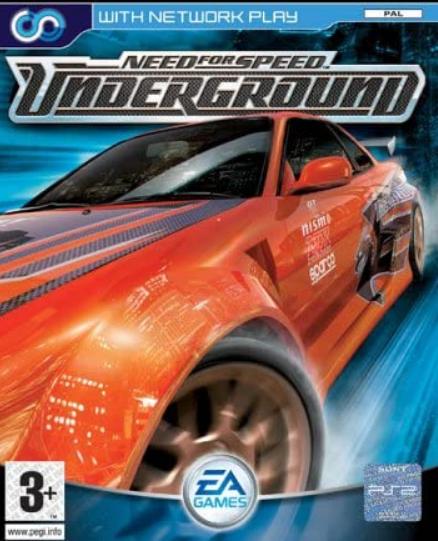 Need For Speed Underground Repack