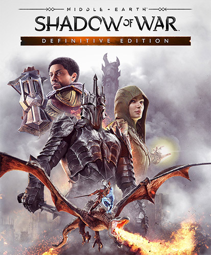 Middle-earth Shadow of War Definitive Edition v1.20 Repack