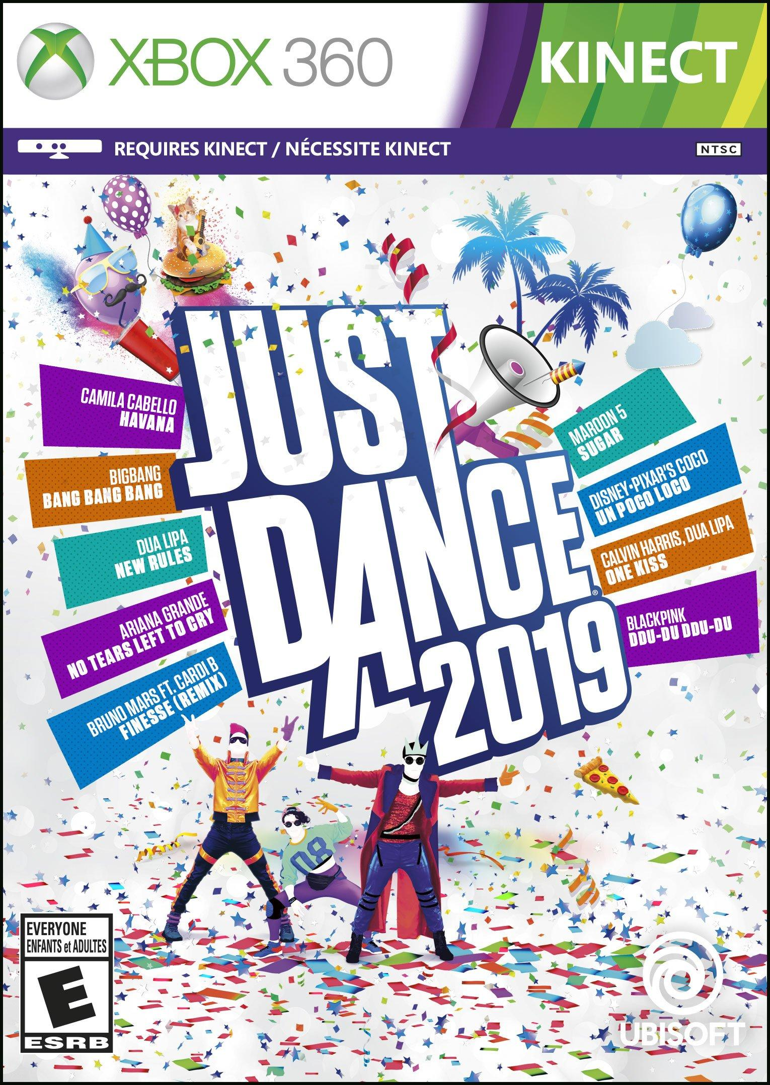 Just Dance 2019 Xbox Jtag ISO [ 8.14 GB ] Download
