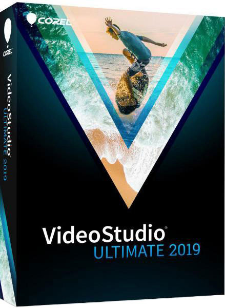 Corel VideoStudio Ultimate 2019 22.3.0.439 + Content Pack