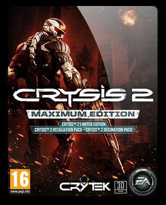 Crysis 2 Maximum Edition v1.9 Repack