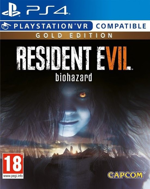 Resident Evil 7 Biohazard Gold Edition PS4-PRELUDE