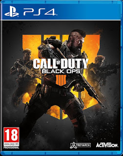 Call of Duty Black Ops 4 PS4 Download PKG