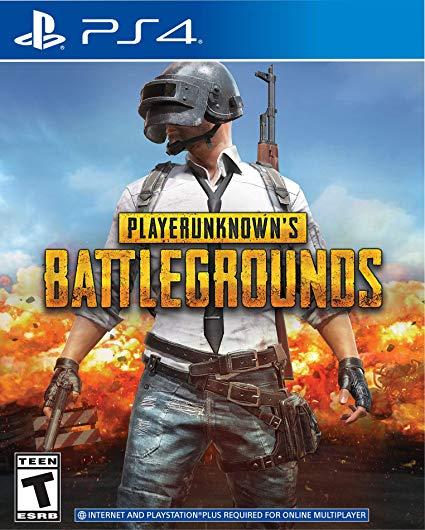 PlayerUnknown's Battlegrounds PS4 Download PKG