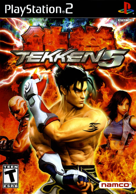 Tekken 5 Ps2 Iso Download 3 1 Gb Highly Compressed All In