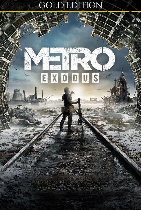 Metro Exodus Gold Edition Repack