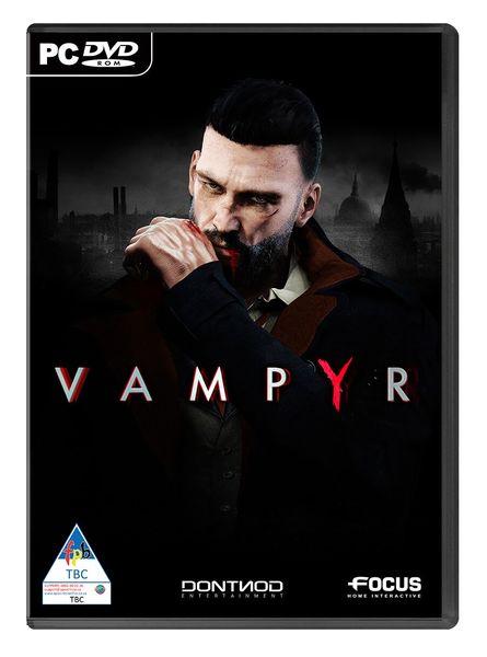 Vampyr Repack