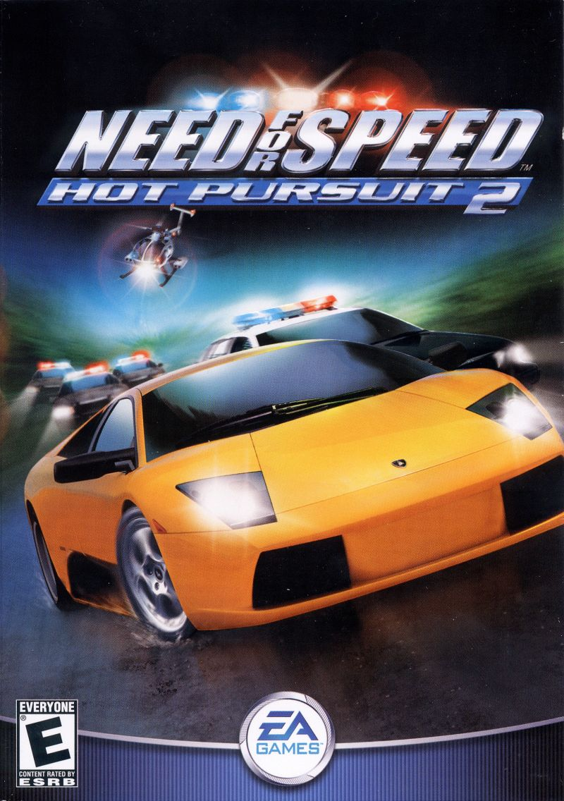 Need for Speed Hot Pursuit 2 Repack