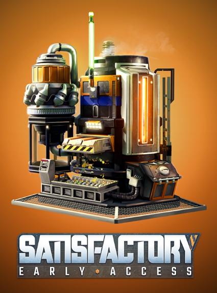 Satisfactory v0.3.4.2 Build 119805
