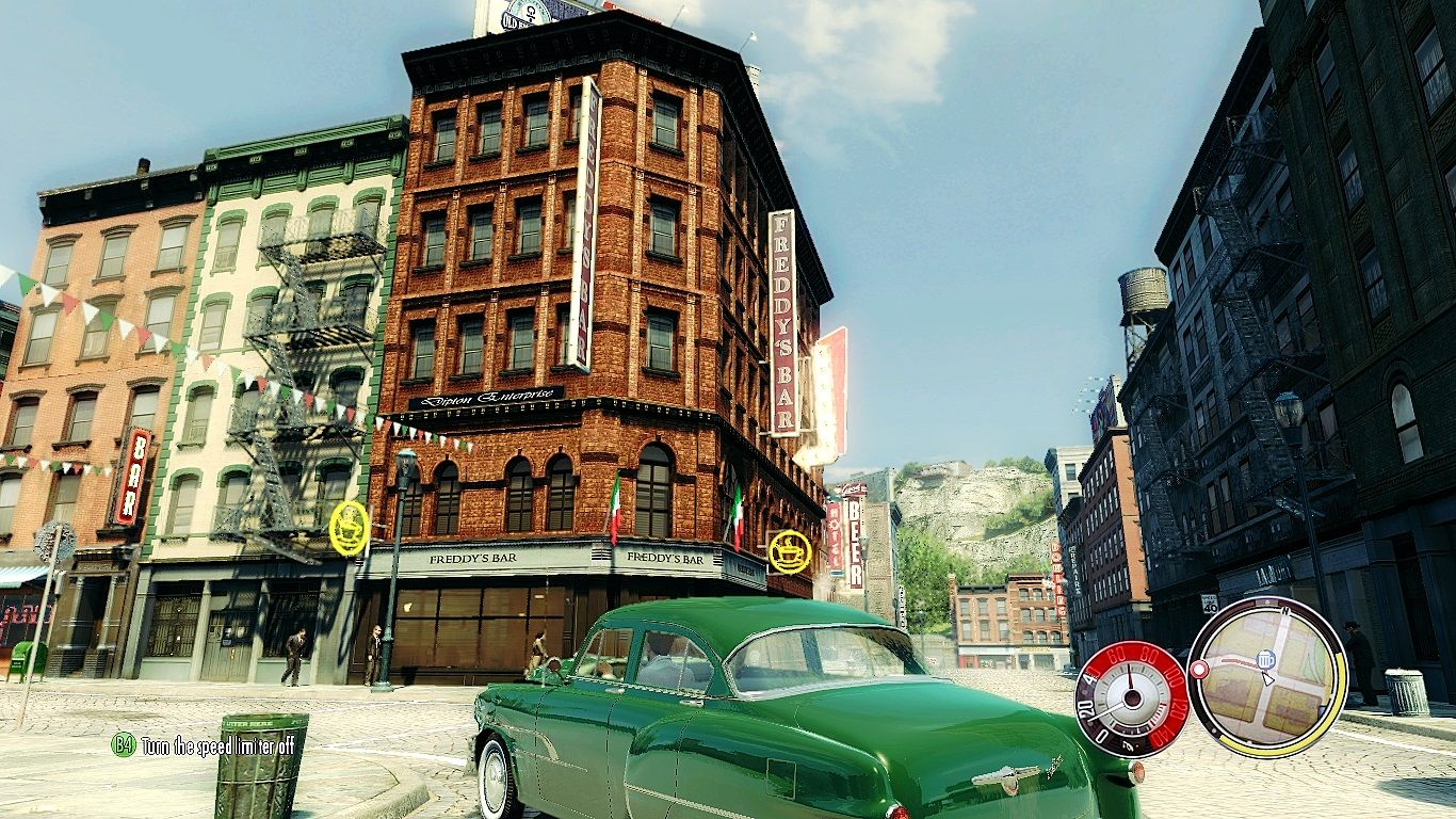 Download Mafia 2 Digital Deluxe Edition Repack [ 3.5 GB ]