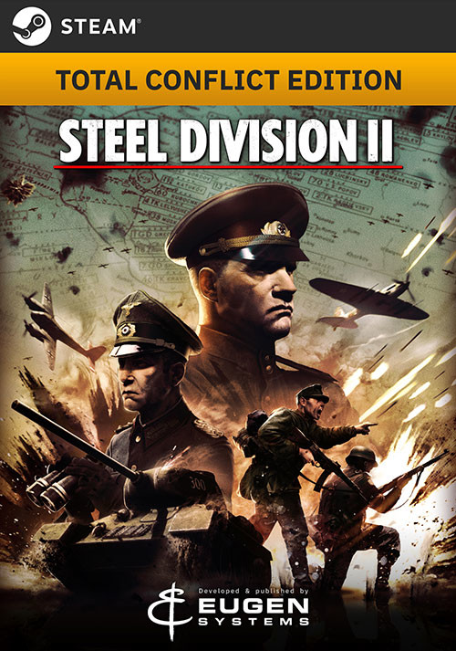 steel division 2 total conflict edition