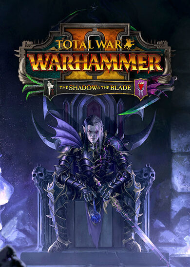 Total War WARHAMMER II The Shadow & The Blade Repack