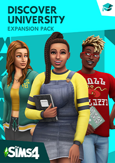 The Sims 4 Discovery University Dlc