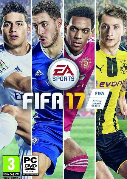 FIFA 17 Super Deluxe Edition Repack