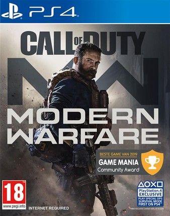 Call of Duty Modern Warfare PS4 PKG DOWNLOAD