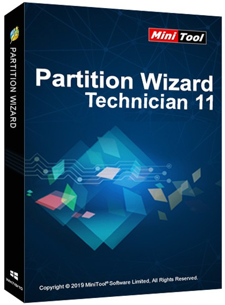 MiniTool Partition Wizard 11.6