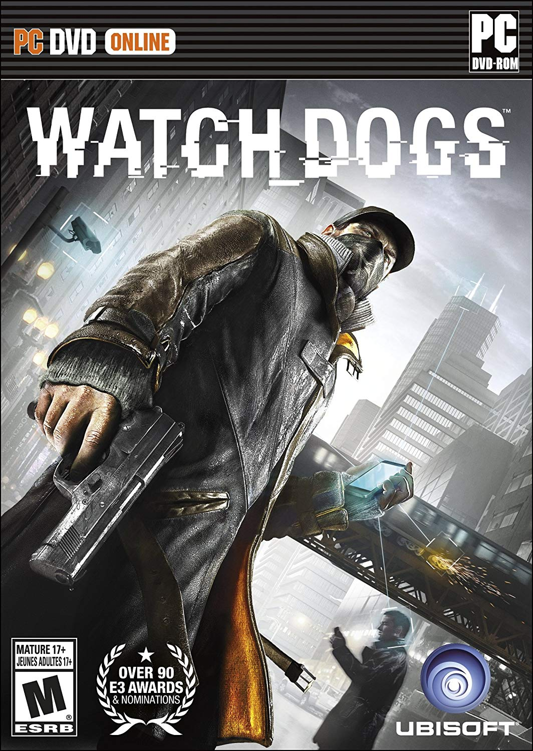 Watch Dogs 1 Pc