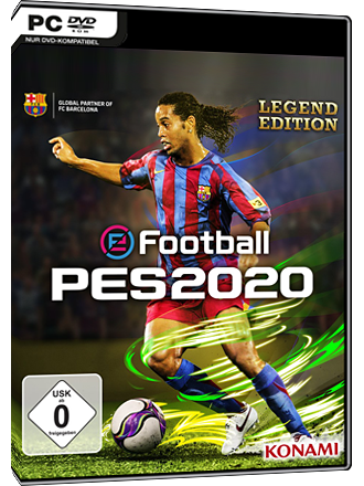 eFootball Pro Evolution Soccer 2020 Legend Edition