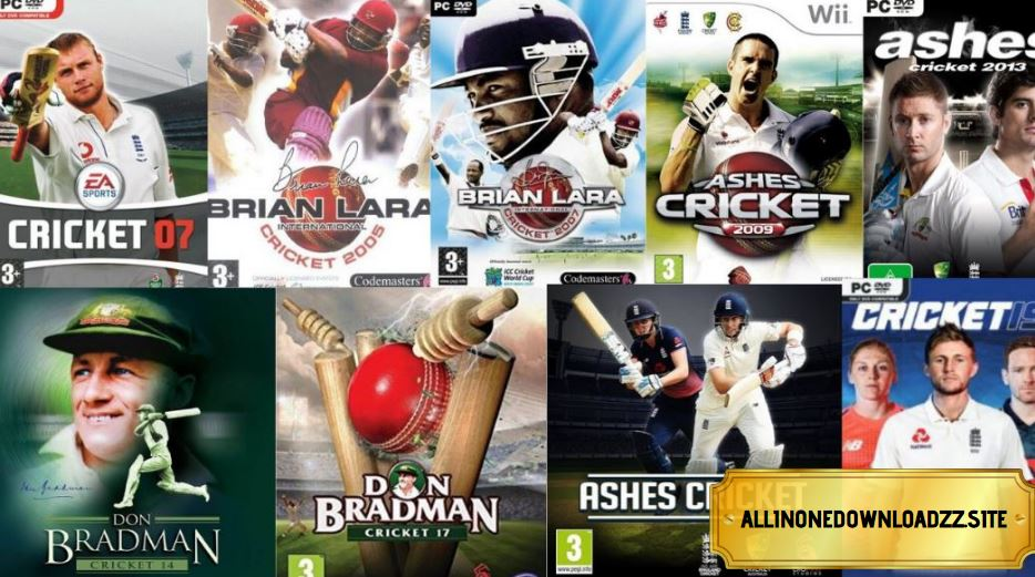 Cricket Pc Games Anthology Repack