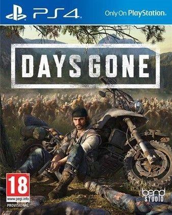 Days Gone v1.61 PS4 PKG Repack Download [ 39.2 GB ] + Update v1.80 + Delta Patch | PS4 Games Download PKG | DUPLEX