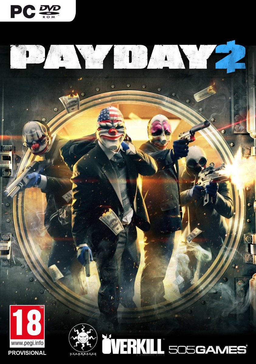 PayDay 2 v1.93.844 Repack