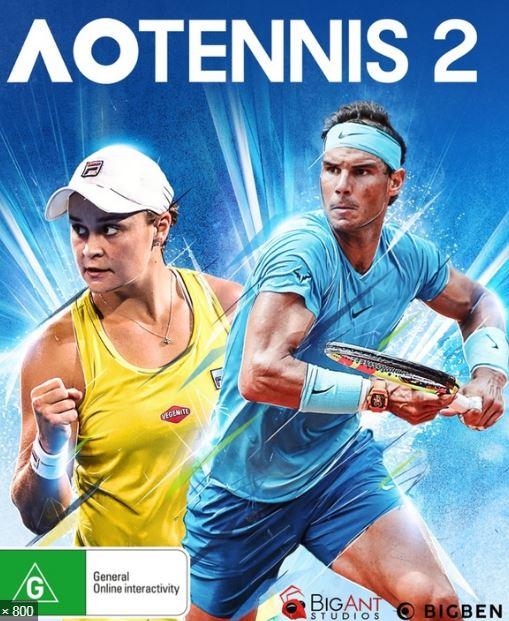 AO Tennis 2-Zaxrow Repack