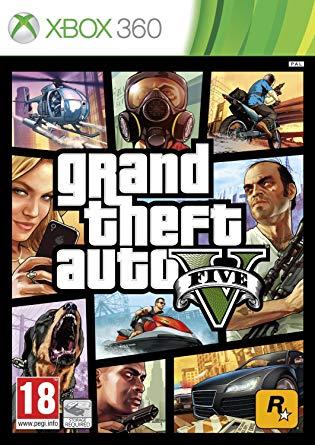 Grand Theft Auto V Xbox 360 JTAG/RGH