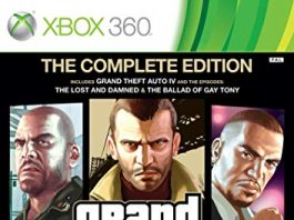 Grand Theft Auto 4 Complete Edition Xbox