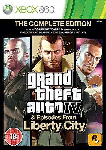 Grand Theft Auto 4 Complete Edition Xbox