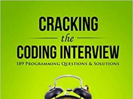 Cracking the Coding Interview 6th Edition
