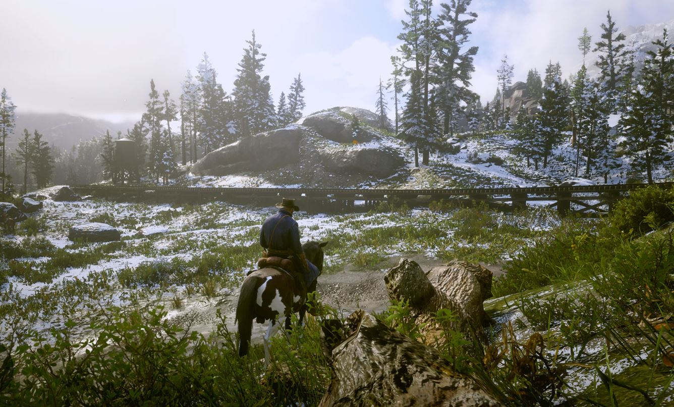 Simple Realistic Reshade for RDR2 (Vulkan Edition) v1.7.5.1L