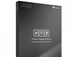 MPB Gamer Elegant Edition Windows 10