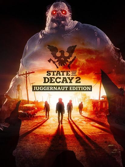 State of Decay 2 Juggernaut Edition CODEX