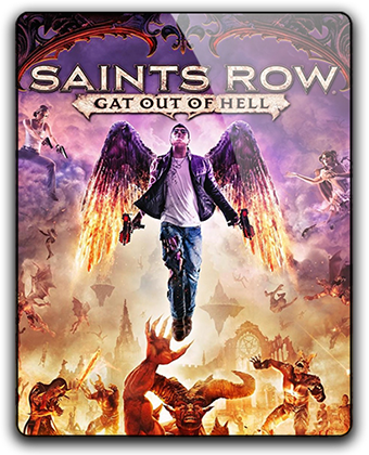 Saints Row Gat Out of Hell Repack